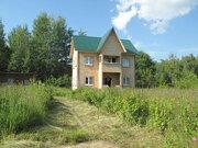 Продам дом в Заворово 100м2, участок 18 соток - Фото 1