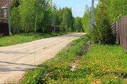 Участок15 соток в старой части жилой деревни. 90км от МКАД - Фото 1