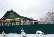 Дом 80м на уч 9 сот в Поварово ул. Железнодорожная