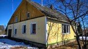 Большой уютный дом с хозяйством в Псковском районе