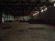 Сдаётся складское помещение 2550 м2 - Фото 1