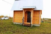 Добротный деревянный домик в деревне Вороново, недалеко от ж/д станции, Продажа домов и коттеджей Пахомово, Заокский район, ID объекта - 503004652 - Фото 3