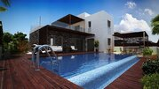 Новые замечательные 3-х и 4-х спальные Виллы на набережной зоне Пафоса
