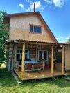 Продам 2-этажн. дачу 50 кв.м. Велижанский тракт, Продажа домов и коттеджей в Тюмени, ID объекта - 504400886 - Фото 1