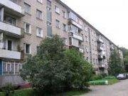 1к квартира с балконом