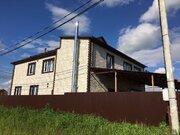 Дом в д. Владимировка, Новорязанское ш, 50 км - Фото 2