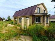 Дом в г.Киржач под чистовую отделку - 87 км Щелковское шоссе