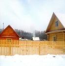 Новый деревянный дом в Мысах Краснокамского района, Продажа домов и коттеджей Мысы, Пермский край, ID объекта - 503468706 - Фото 3