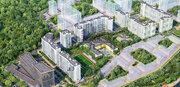 Квартира-студия в г. Мытищи, ЖК Лидер Парк, Купить квартиру в Мытищах по недорогой цене, ID объекта - 323162841 - Фото 4