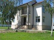 Новый дом на Оке со всеми коммуникациями - Фото 1
