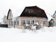 Загородный двухэтажный меблированный дом площадью 170 кв.м. - Фото 1