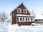 Лот582с.Иглино Продается двухэтажный дом из бруса общей площадью 120кв - Фото 1