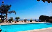 Прекрасная 4-спальная Вилла с панорамным видом на море в районе Пафоса - Фото 2