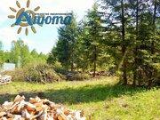Участок 50 соток в деревне Тишнево Боровского района - Фото 5