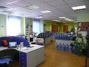 Аренда офиса 177 м2 м. Авиамоторная в бизнес-центре класса В в . - Фото 1