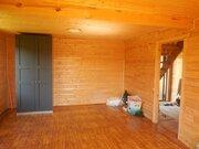 Дом из клеёного бруса (150х150), площадь: 80 (кв.м.). Участок 8 соток. - Фото 5