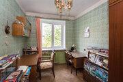 Продам 3-к. квартиру в кирпичном доме, зеленое место, метро 5 минут