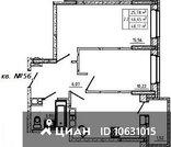 Продаю2комнатнуюквартиру, Тула, улица Генерала Маргелова, 3, Купить квартиру в Туле по недорогой цене, ID объекта - 321826122 - Фото 1