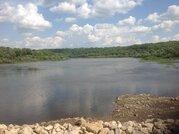 Просторный участок на берегу реки Оки - Фото 3