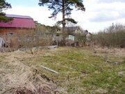 Продается участок в СНТ Лотос 6 соток, рядом п. Михнево, Ступинского р