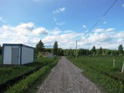 Участок в деревне Скрипово, 10 соток. Свет, дорога. - Фото 3