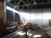 Отапливаемый склад 290 кв.м.