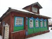 Продаётся дом на зем/уч 9 сот. в г.Кимры по ул.Топорикова