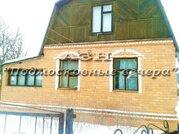 Носовихинское ш. 60 км от МКАД, Евсеево, Дача 80 кв. м - Фото 1