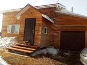 Брусовой дом с баней и гаражом в Родничке - Фото 2