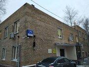 Сдается офис, 221 кв.м, состоящий из пяти комнат, метро Варшавская, 10 . - Фото 1