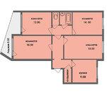 Квартира, пр-кт. Комсомольский, д.78 к.А