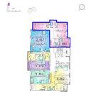 Продажа квартиры, Мытищи, Мытищинский район, Купить квартиру в новостройке от застройщика в Мытищах, ID объекта - 328979163 - Фото 2