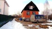 Дом 148 кв.м, Участок 26 сот. , Егорьевское ш, 25 км. от МКАД.