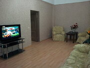 Апартамент посуточно на гайдара Гаджиева д.1б, Квартиры посуточно в Махачкале, ID объекта - 323229610 - Фото 1