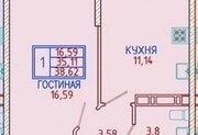 Продажа квартиры, Краснодар, Жилой комплекс Смоленский