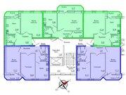 Продажа однокомнатная квартира 48.86м2 в ЖК Кольцовский дворик дом 4. . - Фото 2