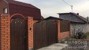 Продажа дома, Новосибирск, Ул. Торфяная, Продажа домов и коттеджей в Новосибирске, ID объекта - 503041997 - Фото 4