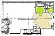 1 645 800 Руб., 1-ком новостройка, Купить квартиру в новостройке от застройщика в Владимире, ID объекта - 315173240 - Фото 2