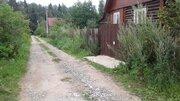 Шикарный участок 20 соток, около Звенигорода, магмстральный газ, ИЖС. - Фото 1
