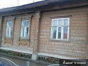 Продажа дома, Иваново, Улица Большая Воробьевская