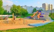 Квартира у парка 70-летия Победы в Черемушках, Купить квартиру в Москве по недорогой цене, ID объекта - 319783655 - Фото 16