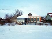 Дом деревни, 32 сотки земли, 30 км от Луховиц и Рязани - Фото 1