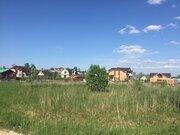 Участок, 25 соток на берегу р. Нара, д. Съяново-2 Серпуховский район - Фото 5