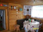 Продается дом в д. Трубино на берегу реки, 40 соток. - Фото 5