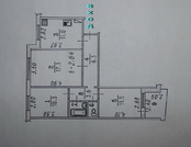 Продаю 3-комнатную квартиру на Лаптева, д.4, Купить квартиру в Омске по недорогой цене, ID объекта - 320526106 - Фото 2
