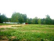 Земельный участок в д. Новые Ченцы