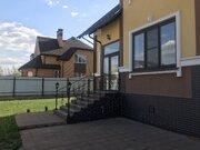 Загородный дом 250 кв м с гаражом, Киевское ш, 19 км от МКАД, охрана - Фото 3