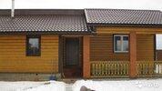Продается дом в г.Ермолино Боровского района (Русиново). Дом с баней . - Фото 1