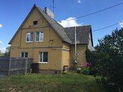 Дом 125 м2 на участке 8,5 соток в д. Беспятово Ступинского района - Фото 1
