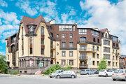 Современная двухуровневая квартира площадью 254,3 кв.м